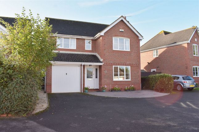 Thumbnail Detached house for sale in Malmsey Close, Stonehills, Tewkesbury, Gloucestershire