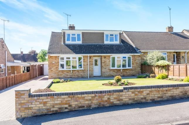 Thumbnail Bungalow for sale in Orchard Road, Winchcombe, Cheltenham, Gloucestershire