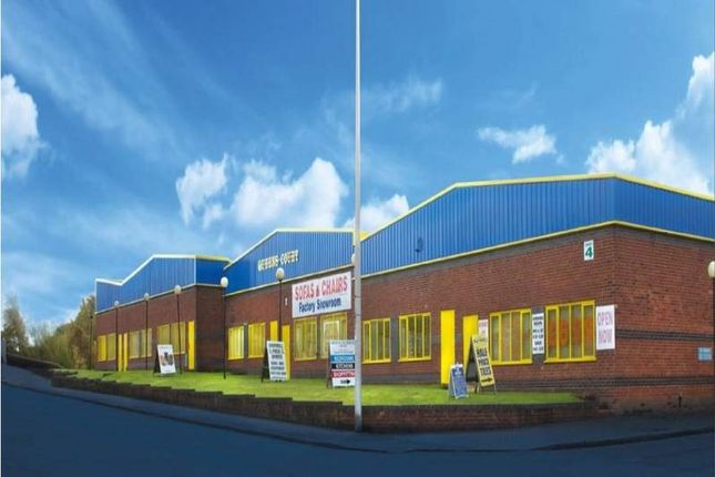 Thumbnail Light industrial to let in Greets Green Road Industrial Estate, Greets Green Road, West Bromwich