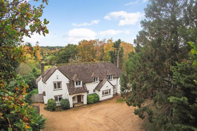 Thumbnail Detached house for sale in Colebrook Lane, Watersfield, West Sussex