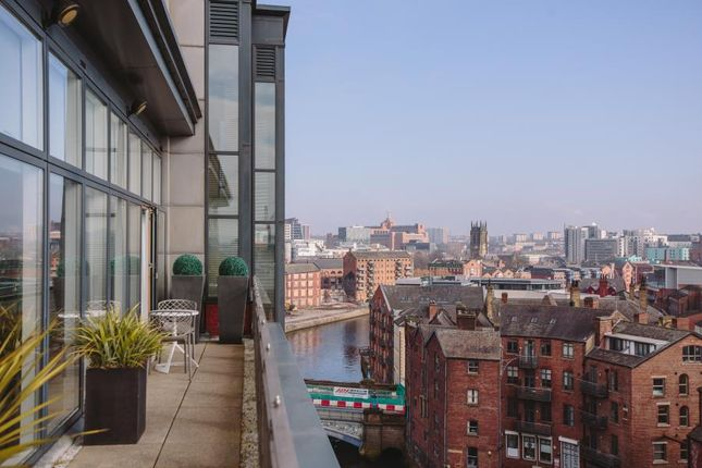 Thumbnail Flat for sale in Concordia Street, Leeds