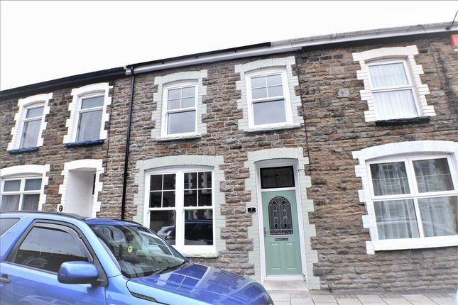 Terraced house for sale in Edward Street, Porth