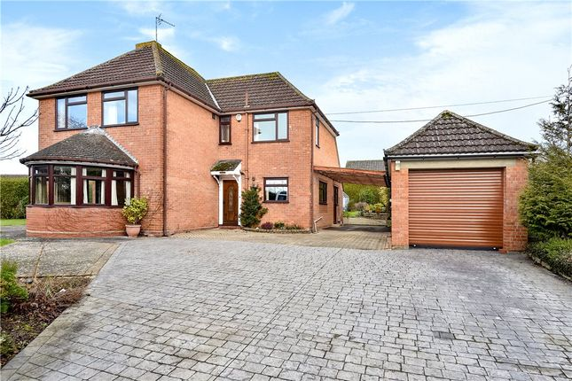 Thumbnail Detached house for sale in Ilchester Road, Yeovil, Somerset