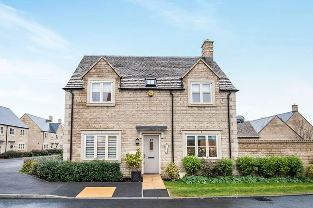 Thumbnail Detached house for sale in Near Short Piece, Fairford
