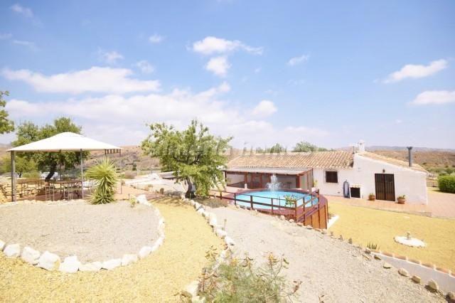 3 bed country house for sale in Cortijo Siena, Albox, Almeria
