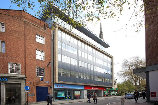 Thumbnail Flat for sale in Crown House, St Marys Street, Shrewsbury
