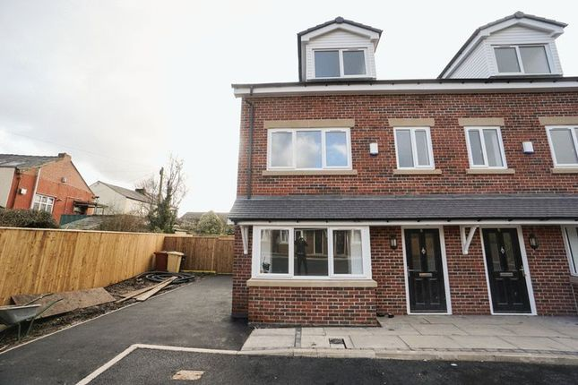 Thumbnail Semi-detached house to rent in Chorley Road, Blackrod, Bolton