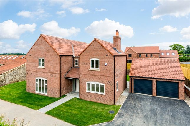 Thumbnail Detached house for sale in Palace Road, Ripon, North Yorkshire
