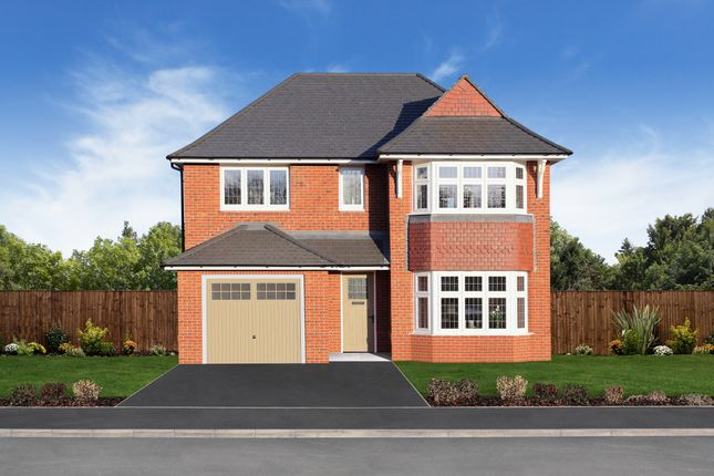 Thumbnail Detached house for sale in Chester Road, Cheshire
