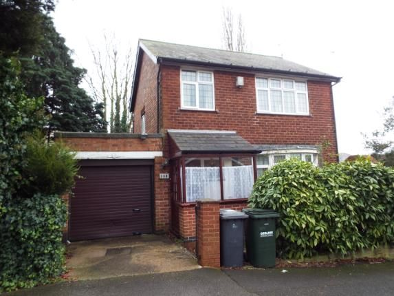 3 bed detached house for sale in Moore Road, Mapperley, Nottingham