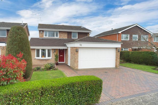 Thumbnail Detached house for sale in Windmill Hill Drive, Bletchley, Milton Keynes