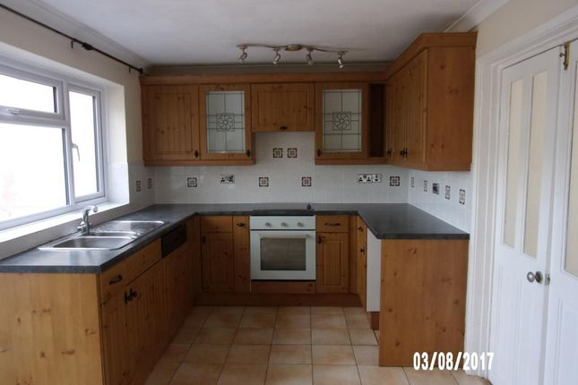 Thumbnail Terraced house to rent in Greenfields, Sellindge, Ashford
