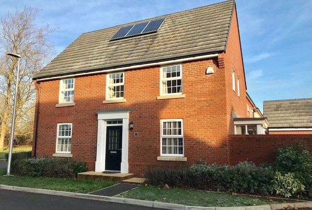 Thumbnail Detached house to rent in Veysey Close, Exeter