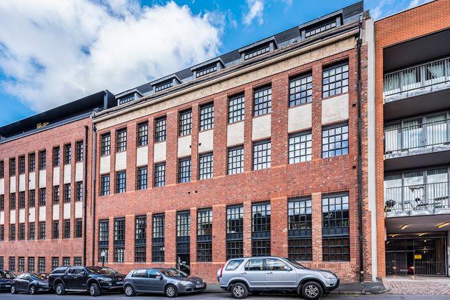 Thumbnail Flat for sale in Wexler Lofts, 100 Carver Street, Birmingham