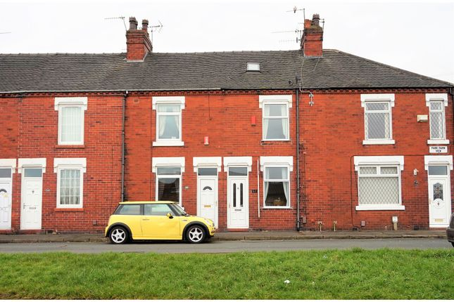 Thumbnail Terraced house for sale in Park Farm View, Stoke-On-Trent