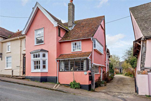 Thumbnail End terrace house for sale in Prentice Street, Lavenham, Suffolk