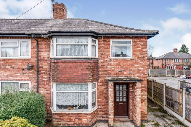 3 bed end terrace house for sale in Mckee Avenue, Warrington WA2