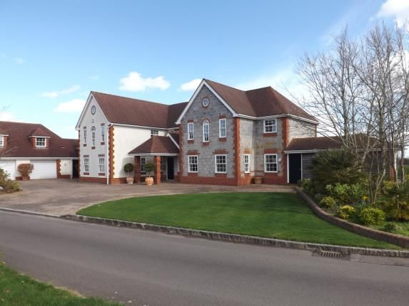 Thumbnail Detached house for sale in Skylark Meadows, Fareham
