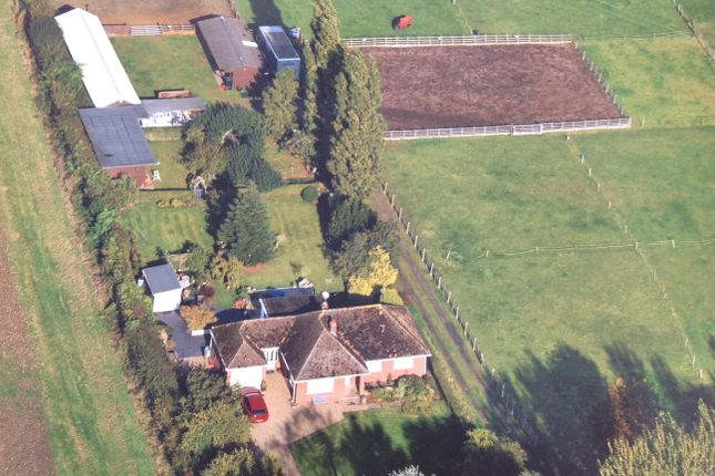 Thumbnail Detached bungalow for sale in Newark Hill, Foston, Grantham