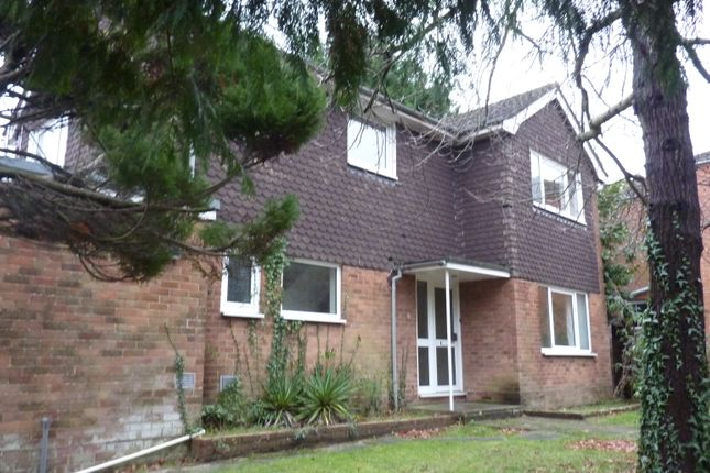 Thumbnail Detached house to rent in Highfield Lane, Southampton