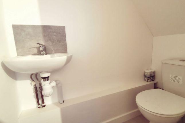 Downstairs WC of Denmark Street, Folkestone CT19