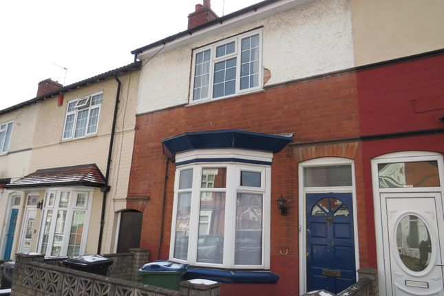 Thumbnail Terraced house for sale in Linden Road, Bearwood, Smethwick