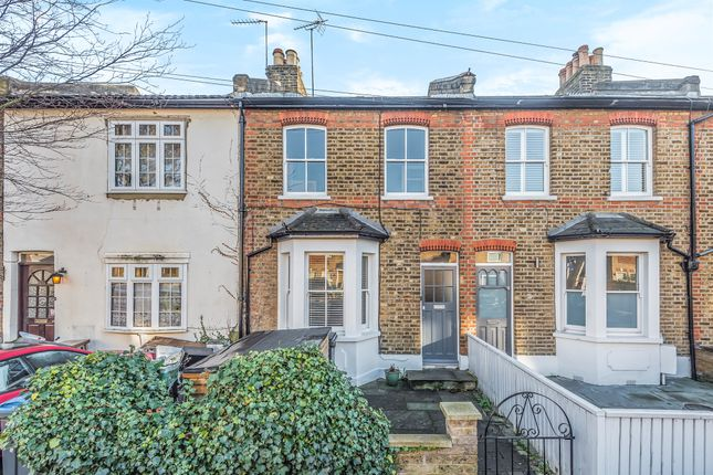 Terraced house for sale in Grafton Road, New Malden