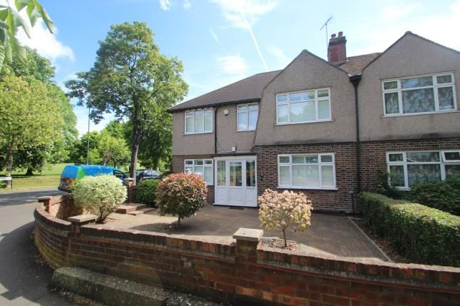 Thumbnail Semi-detached house for sale in Rose Hill, Sutton, Surrey