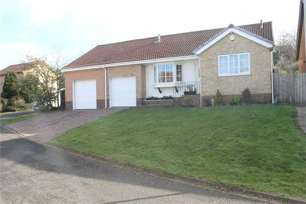 Thumbnail Bungalow for sale in Ruskin Court, Prudhoe