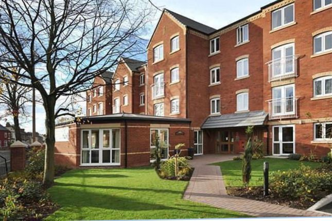 2 bed flat for sale in Brooklands Court, Tamworth Road, Long Eaton NG10