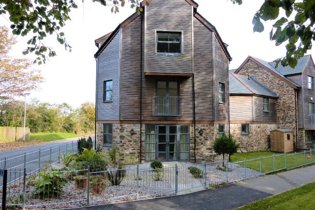 2 bed flat to rent in Railway Close, Foundry Parc, Charlestown PL25