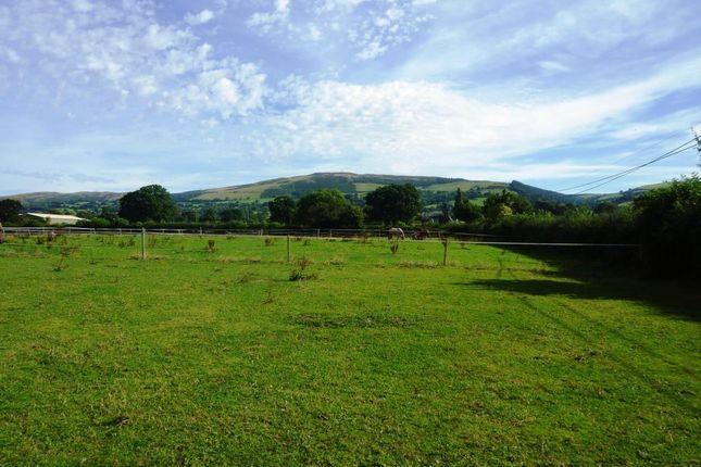 Thumbnail Land for sale in Land At Penpalment, Llandyrnog, Denbigh, Denbighshire