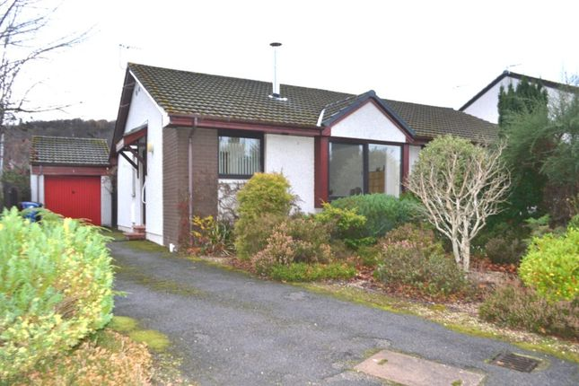 Thumbnail Semi-detached bungalow for sale in 1 Springfield Court, Forres
