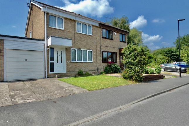 3 bed semi-detached house for sale in Westcroft Gardens, Westfield, Sheffield S20