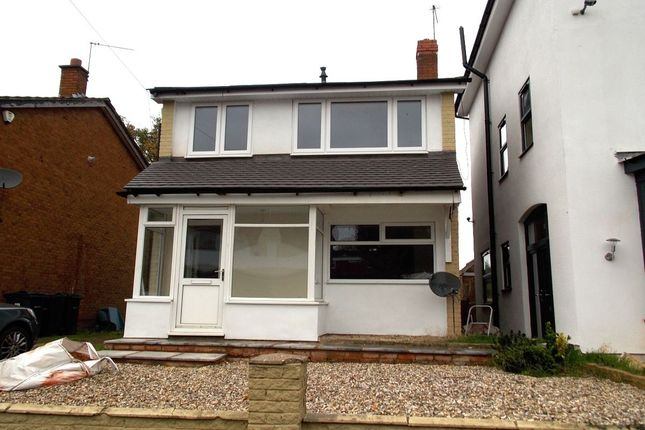 Thumbnail Detached house to rent in Manor Road, Stechford, Birmingham