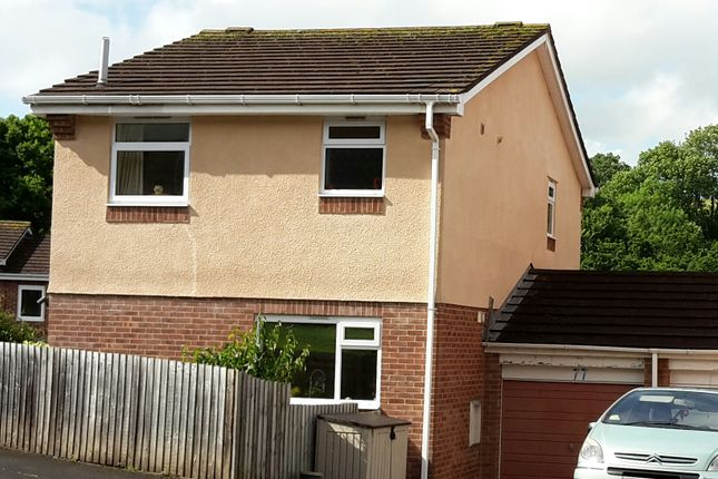 Thumbnail Property for sale in Westminster Road, Exeter
