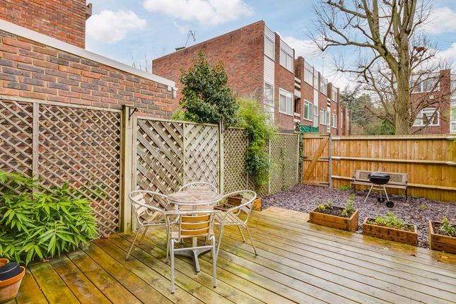 Garden of Levana Close, London SW19