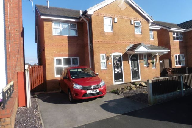 Thumbnail Semi-detached house for sale in Taylors Lane, Ince, Wigan