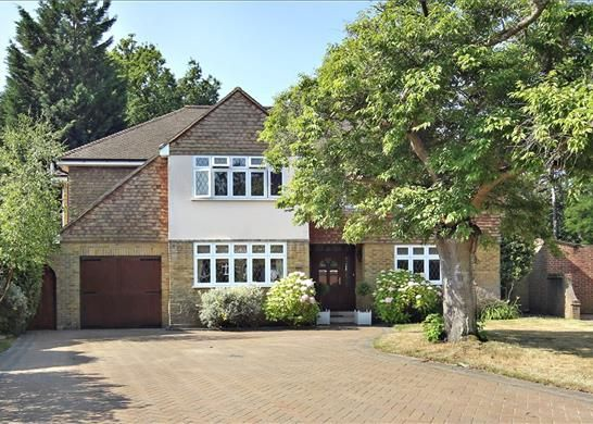 Thumbnail Detached house for sale in Coombe Neville, Kingston Upon Thames