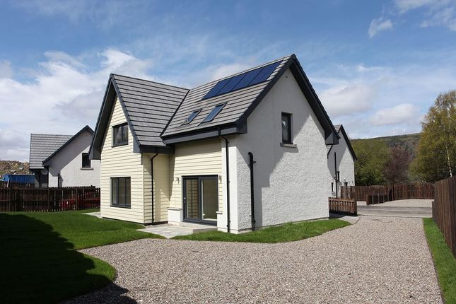 Thumbnail Detached house for sale in Hutchison Ave, Aberfeldy
