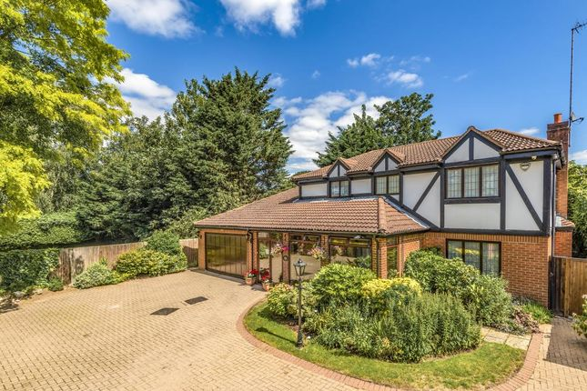 Thumbnail Detached house to rent in Grenville Close, Hendon Avenue, Finchley