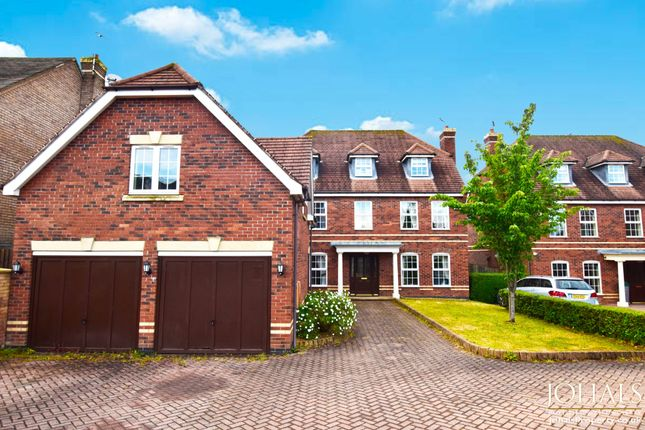 Thumbnail Detached house to rent in Chestnut Drive, Leicester, Leicestershire