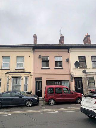 2 bed maisonette to rent in Wyndham Street, Yeovil BA20