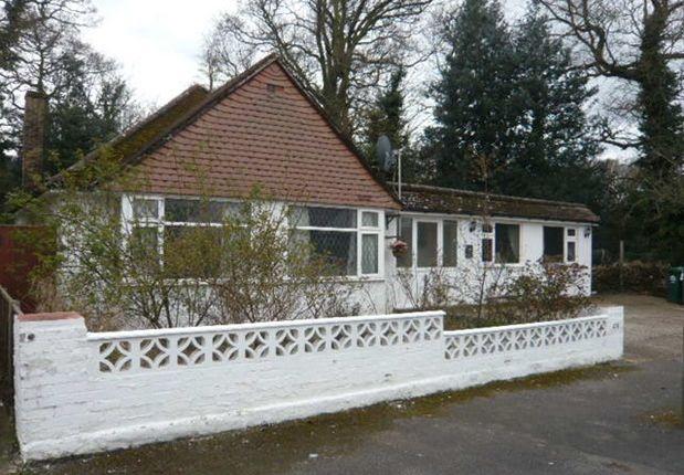 Thumbnail Detached bungalow for sale in Ashford Avenue, Ashford