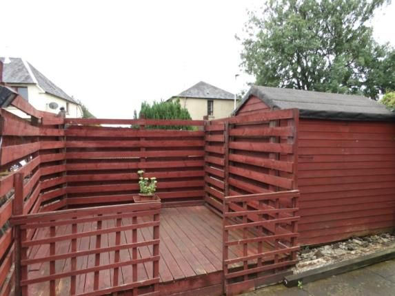 Decking Area of Cambuslang Road, Rutherglen, Glasgow, South Lanarkshire G73