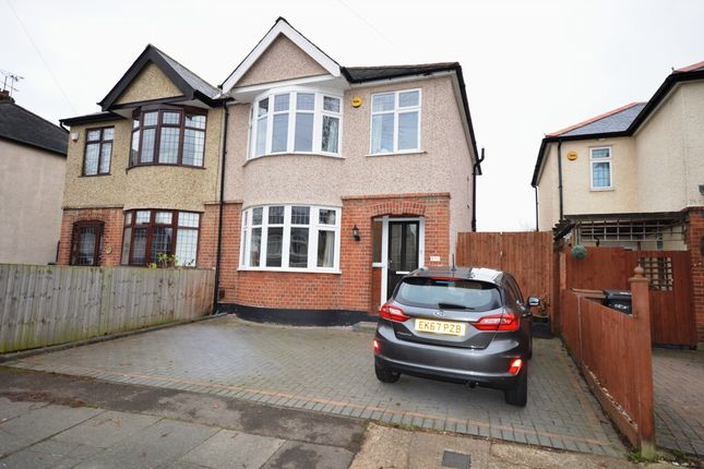 Thumbnail Semi-detached house for sale in St. Johns Road, Chelmsford