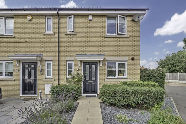 2 bed semi-detached house for sale in Masters Crescent, Basildon SS15