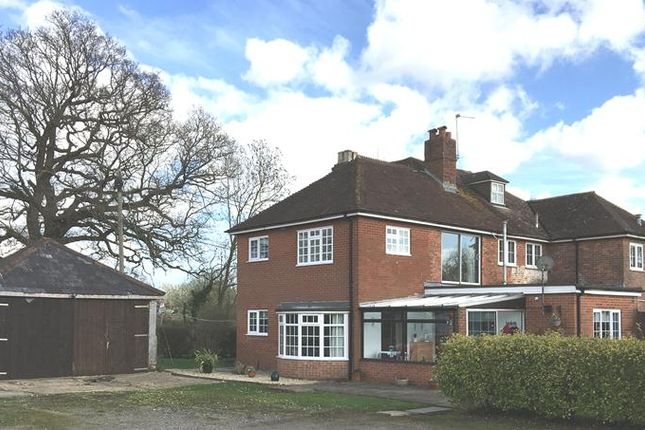 Thumbnail Semi-detached house for sale in Parsonage Lane, Durley