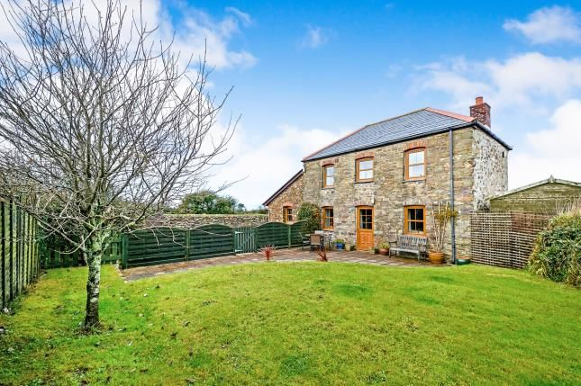 Thumbnail Barn conversion for sale in Truro, Cornwall, Mount Hawke