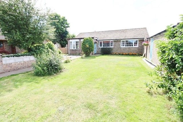Thumbnail Detached bungalow for sale in Filby Close, Filby